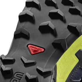 Salomon M's Speedcross 4 Nocturne GTX Shoes Navy Blazer/Ombre Blue/Lime Punch